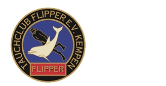 Logo, Tauchclub Flipper e.V.  Kempen, Deutschland, Nordrhein-Westfalen