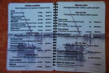 Konoba Kod Sipe,Sali,Dugi otok,Kroatien