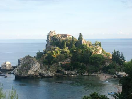 Nike Diving Center,Isola Bella (Sizilien),Italien