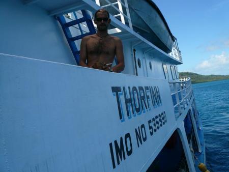 Thorfinn,Mikronesien