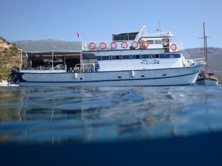 Kas,lykische Küste,Türkei