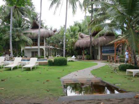 Mike´s Dauin Beach Resort,Philippinen