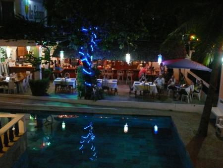 Hemingway´s Bistrot,Restaurant & Wolle´s Hard Rock Bar,Sabang,Philippinen