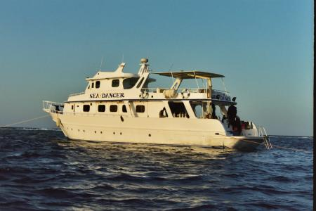 M/Y Seadancer,Ägypten