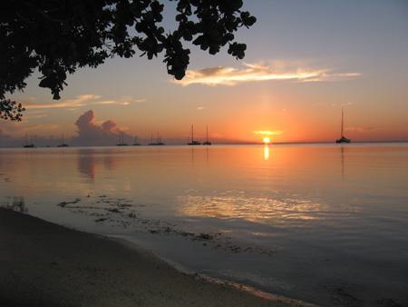 Hemisphere Sub,Raiatea,Französisch-Polynesien