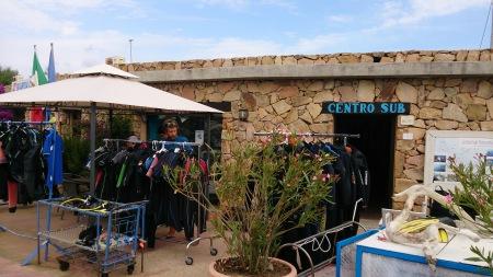 Centro Sub,Porto Rotondo (Sardinien),Italien