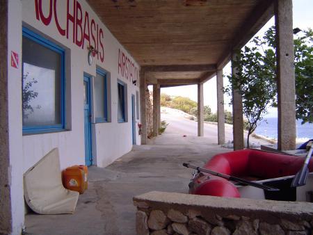 Tauchbasis Steinhart,Stara Baska Insel KRK,Kroatien