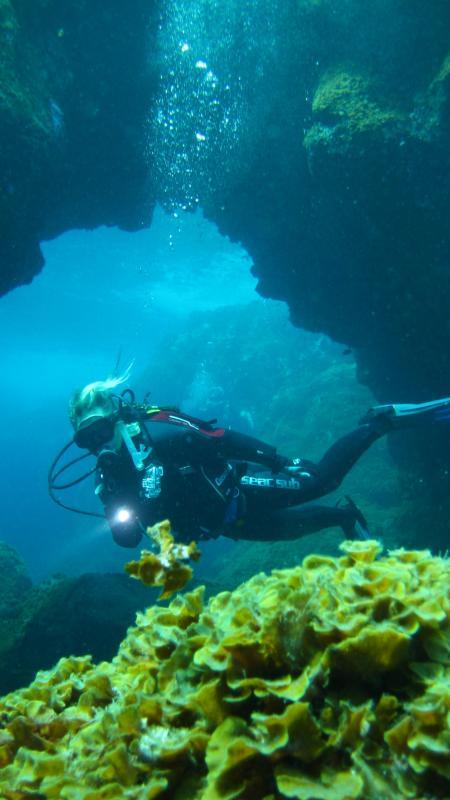 Buceo la Restinga,El Hierro,Kanarische Inseln,Spanien