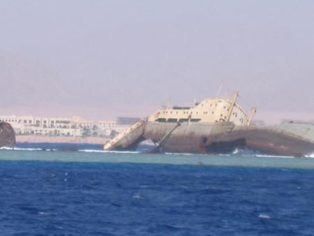 Woodhouse Reef (Straße von Tiran),Ägypten