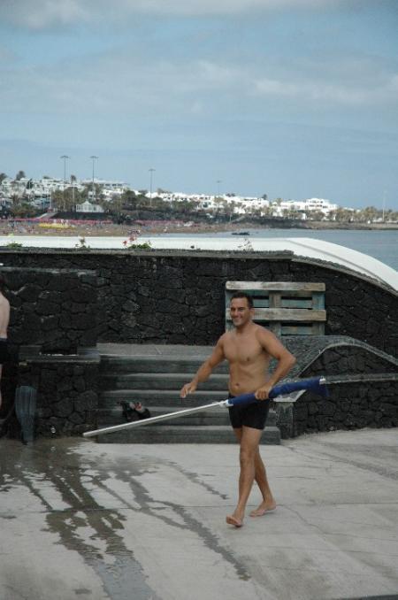 Atlántica - Centro de buceo / Tauchzentrum,Puerto del Carmen,Lanzarote,Kanarische Inseln,Spanien
