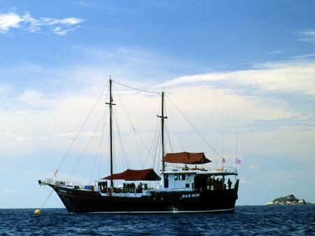 MS Marmin Explorer,Thailand
