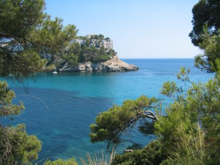 Cala Galdana,Menorca,Spanien