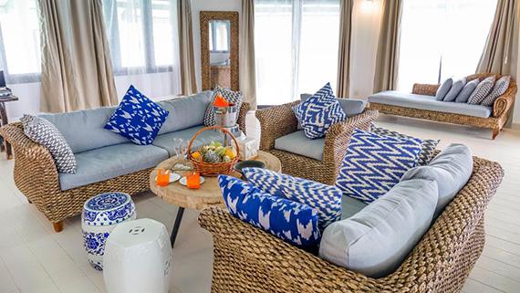 Wasservilla Suite, Wasservilla, Ocean Dimensions, Kihaa Maldives, Baa Atoll, Malediven