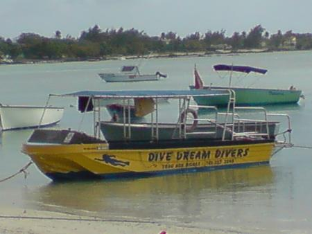 Dive DreamDiving Center,Trou aux Biches,Mauritius