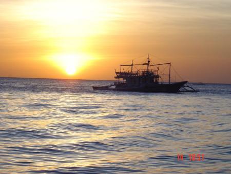 Panagatan Cays Boracay Island,Philippinen