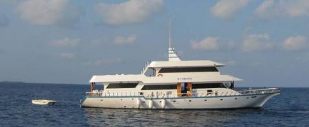 MY Sharifa,Malediven