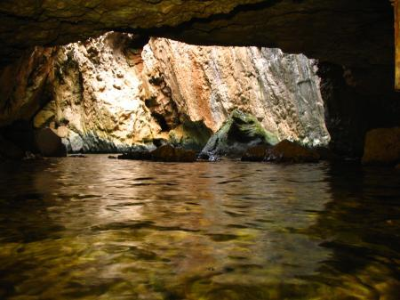 Costa Blanca,Javea - Höhlentauchen El Moraig,Spanien