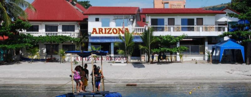 Arizona Dive Shop, Philippinen