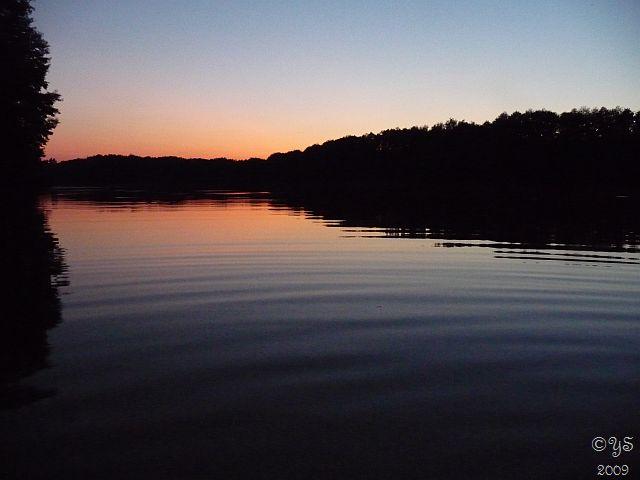 mein 20. TG war ein Nachttauchgang, Großer Glienicker See,Berlin,Deutschland