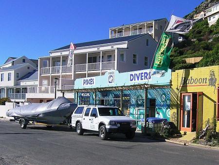 Pisces Divers,Glencairn (Kap-Halbinsel),Südafrika