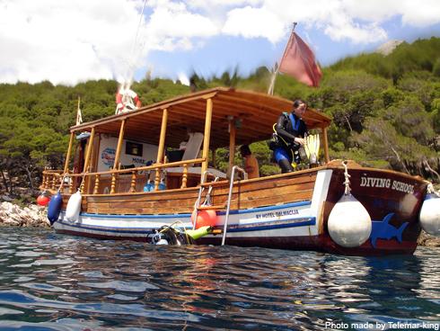 Veprika-Osojova, Makarska (Makarska Riviera), Vepric Osejava,Makarska,Kroatien