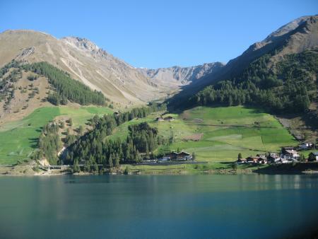 Lago di Vernago,Südtirol,Italien