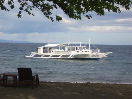 Atmosphere Resort & Dive Center Negros,Philippinen