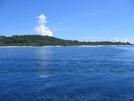 Vila Ombak,Gili Trawangan,Lombok,Indonesien