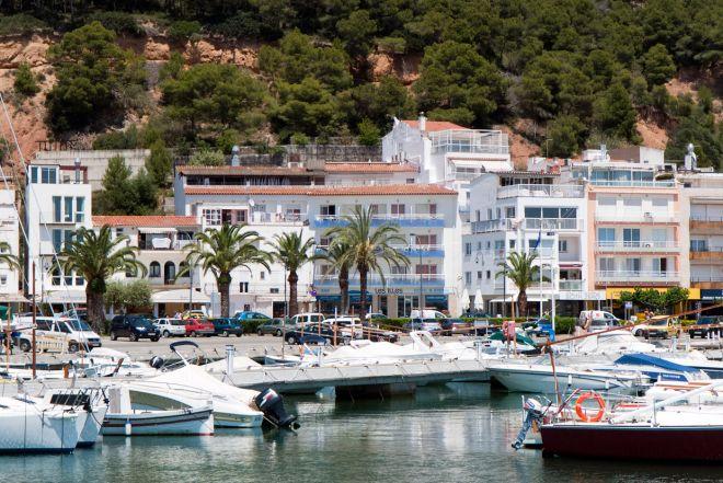 Les Illes Tauchschule, Hotel Les Illes, Estartit, Spanien, Spanien - Festland