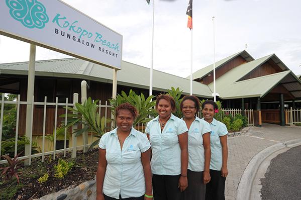 Kokopo Beach Bungalow Resort, Papua-Neuguinea