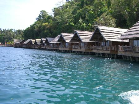 Wind and Wave,Pearl Farm Resort,Samal Island,Philippinen