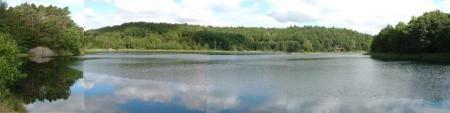 Holte See,Holtsvann (E401 Ri. Lillesand),Norwegen