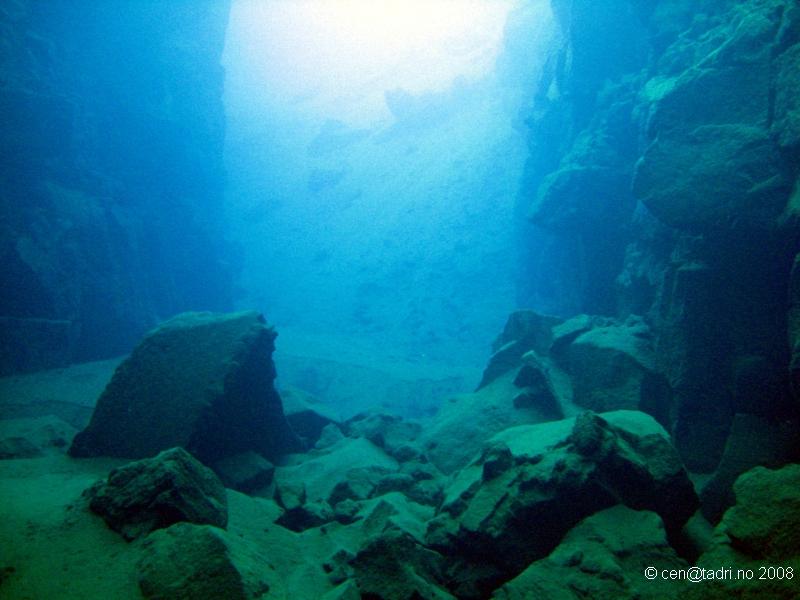 Silfra - Thingvellir, Silfra,Island