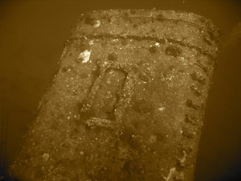 Wrack der Ghiannis D, Wrack der Ghiannis D.,Ägypten