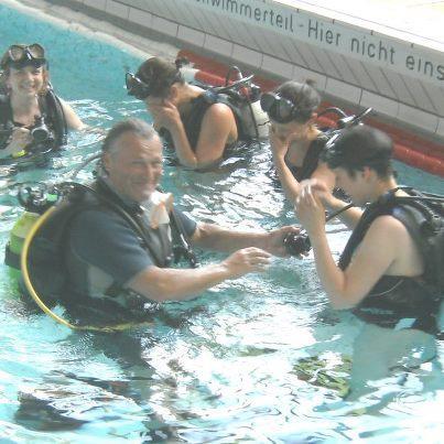 easy-divers Tauchsport,Ketsch,Baden Württemberg,Deutschland