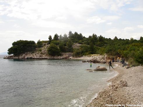 Koneljača, Podgora (Makarska Riviera), Koneljača,Podgora (Makarska Riviera),Kroatien