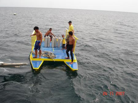Sun Divers,Alona Beach,Philippinen