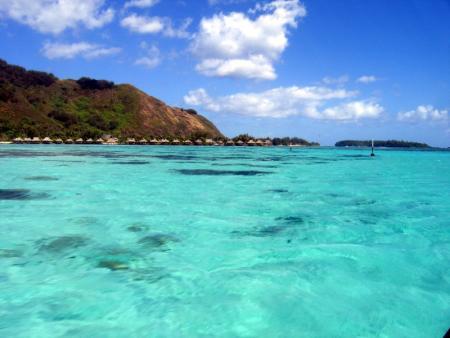 Intercontinental Beach Comber Moorea,Französisch-Polynesien