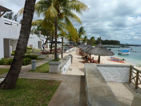 Hotel Le Récif,Pointe aux Piments,Mauritius