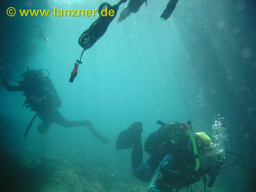 Blaue Grotte, Cres, Cres,Blaue Grotte,Kroatien