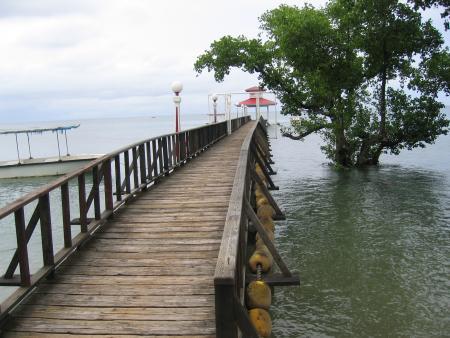 Truk Stop  Chuuk (Truk),Mikronesien