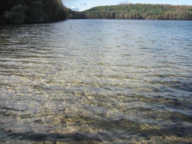 Heiderberg See, Heider Bergsee,Erftstadt,Nordrhein-Westfalen,Deutschland