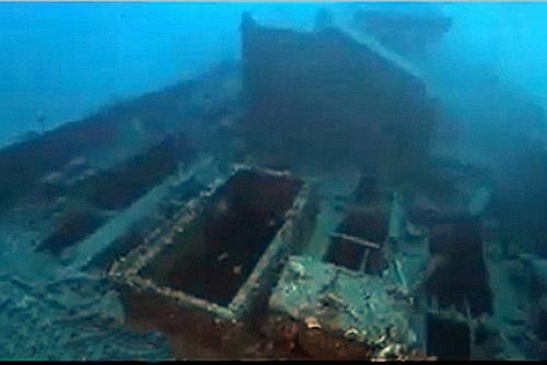 HMS St. Angelo, Wrack, HMS St. Angelo, Wrack HMS St. Angelo, Malta