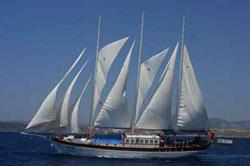 MS/Y Boreas of Katharina, Dschibuti