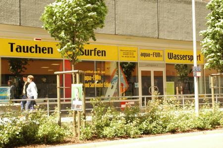 aqua-FUN® Wassersportcenter Erfurt,Thüringen,Deutschland