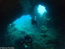 Torbögen, Charco Verde, Spanien, Kanaren (Kanarische Inseln)
