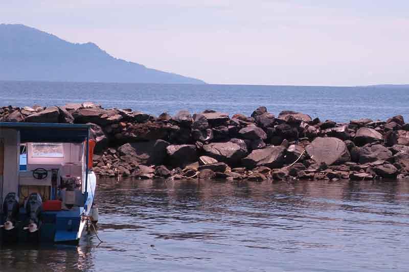 Boat, Celebes Divers Manado, Indonesien, Sulawesi