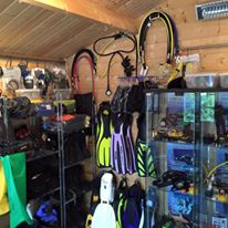 Tauchshop, 4 Seasons Dive Center Luxembourg, Luxemburg