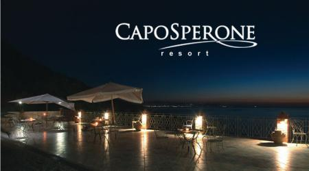 Capo Sperone (Kalabrien),Italien