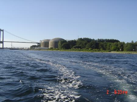 Amoniakhafen ( Nähe Gl. Albo ),Dänemark